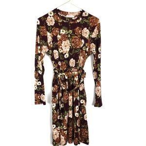 Reborn J | Beautiful Floral Tunic/Dress W/Pockets